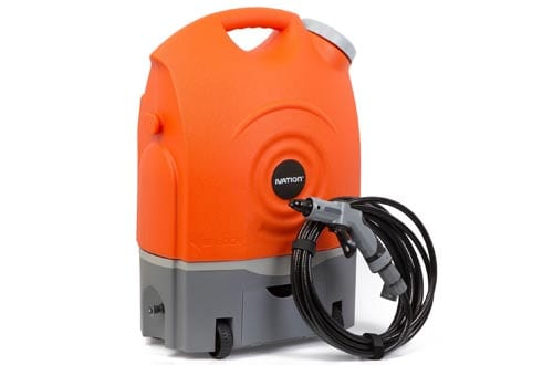 Ivation Portable Spray Washer with Water Tank