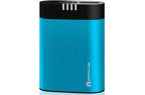 Rechargeable Hand Warmer 10050mAh High Capacity 2A Quick Charge Power Bank