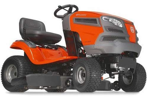 Husqvarna YTH18542 18.5 HP Hydro Transmission Riding Lawn Mower