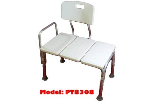MedMobile Durable and Lightweight Bathtub Transfer Benches