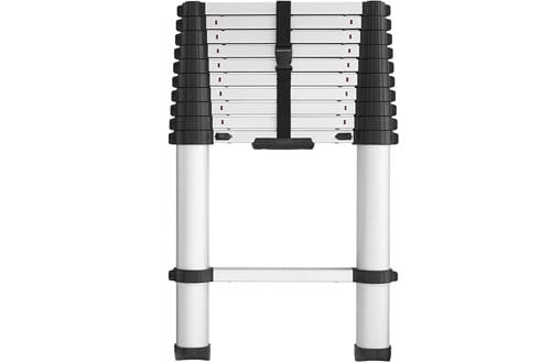 COSCO 20311T1ASE SmartClose Telescoping Aluminum Ladder