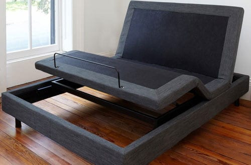 Adjustable Bed Base with Massage