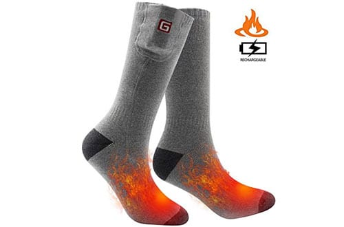 Rechargeable Electric Battery Heated Socks