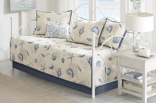 Bayside 6 Piece Daybed Set