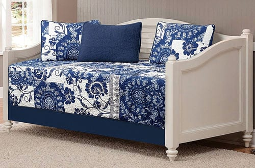White Navy DayBed Set