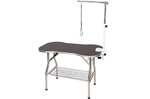 tainless Steel Dog Grooming Table