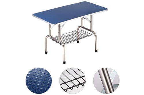 Gelinzon Pet Dog Grooming Table