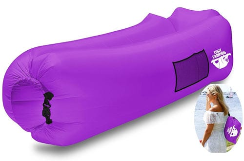 Legit Camping Inflatable Couch & Air Chair