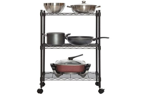 Heavy Duty Storage Rack Utility Shelf