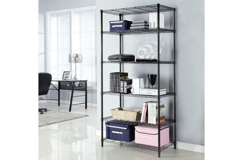 Heavy Duty Metal Shelves