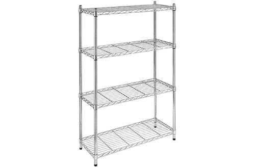 Whitmor Supreme 4 Tier Shelving