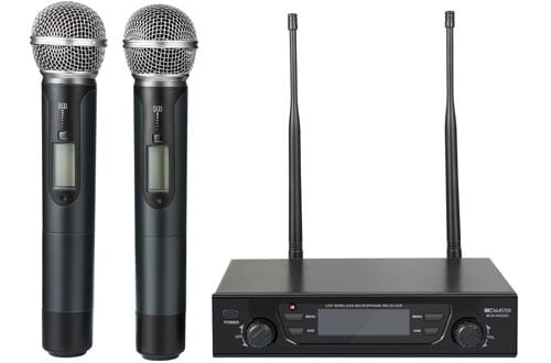 BC Master Wireless Microphone