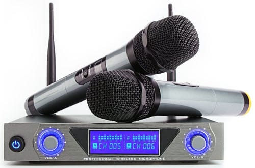 ARCHEER UHF Wireless Microphone System