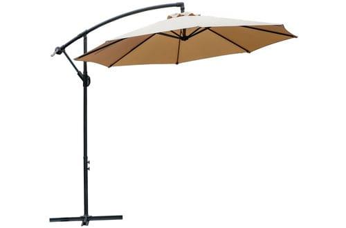 Cantilever Offset Patio Umbrella