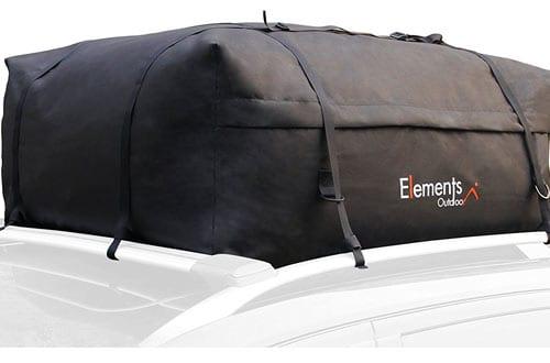 Elements Outdoor Roof Top Cargo Carrier Bag