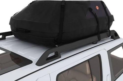 Water Resistant Car & Van Soft Rooftop Travel Cargo Bag Box Storage Luggage