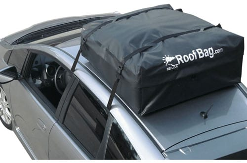 Waterproof Soft Car Top Carrier for Any Car Van or SUV