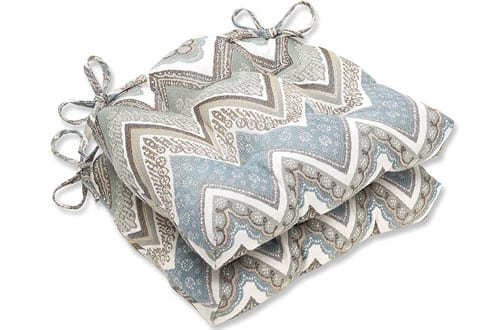 Pillow Perfect Cottage Reversible Chair Pad