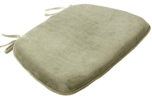 Memory Foam Chair Pads