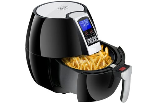 Super Deal 1500W Electric Air Fryer