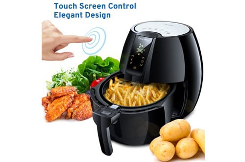 FrenchMay Touch Control Air Fryer