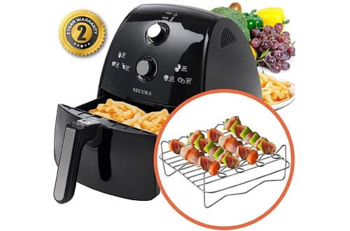Electric Hot Air Fryer