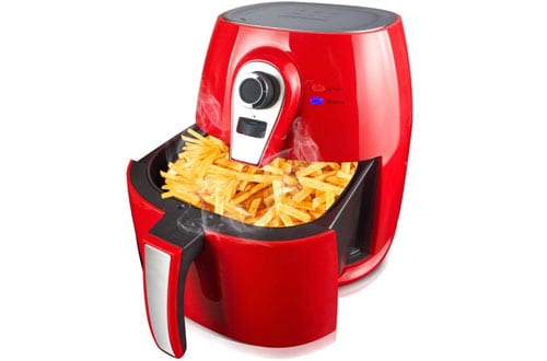 T YONG Tong 1400W Low-Fat Air fryer
