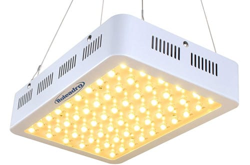Roleadro Upgrade and Newly Developed LED Grow Light Full Spectrum