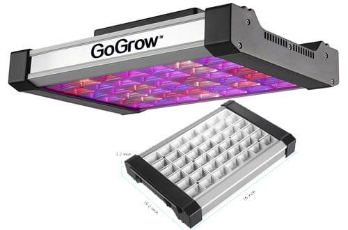 GoGrow Gardener LED Grow Lights, HPS 400W