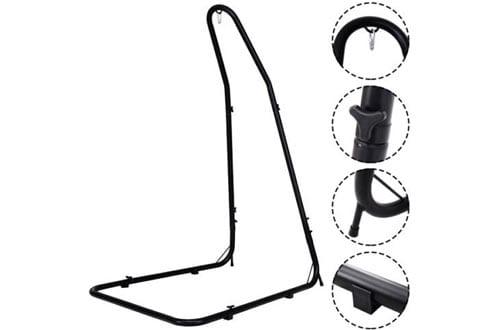 Giantex Adjustable Hammock Chair Stand