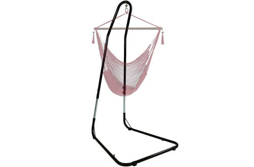 Adjustable Heavy-Duty Hammock Chair Stand for Hammock Chairs