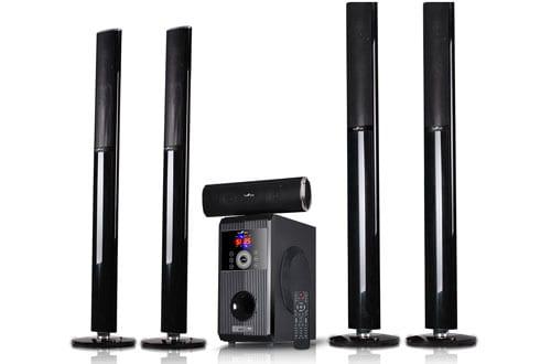Sound Amplifier 5.1 Channel Bluetooth Home Speaker System