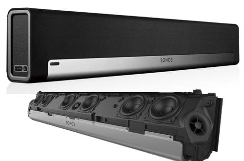Sonos PLAYBAR TV Soundbar/Wireless Streaming TV and Music Speaker
