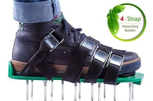 Professional Lawn Aeration Sandals