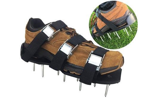 Gonicc Professional Heavy Duty Lawn Aerator Shoes