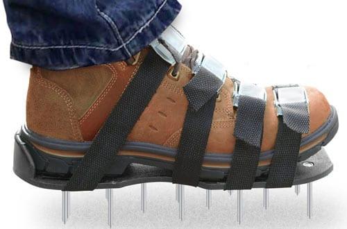 Premium Nylon Heavy Duty Lawn Aerator Shoes