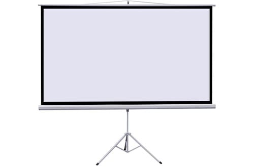 "100"" Portable Indoor Outdoor Projector Screen"