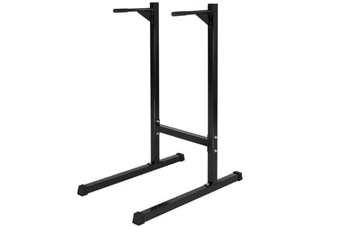 Dipping station Dip Stand Pull Push Up Bar Fitness Exercise Workout Gym 500lbs