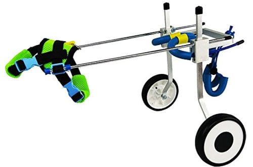 New Adjustable Dog Wheelchair (XS)