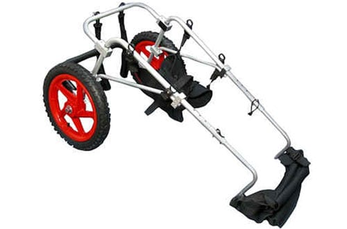 Mobility BFML-S&J Elite Dog Wheelchair