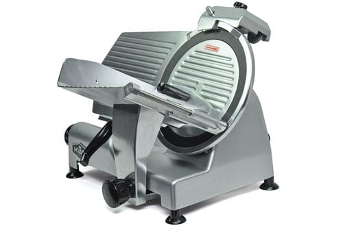 Premium Commercial 420w Electric Meat Slicer