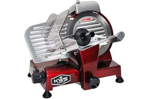 KWS Premium 200w Electric Meat Slicer