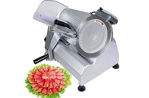 VEVOR 240 W Commercial Electric Meat Slicers & Food Slicer