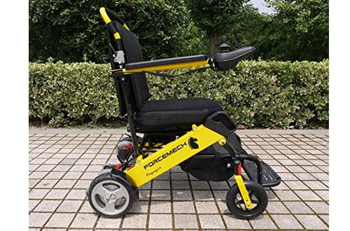 Forcemech Voyager Power Wheelchair - Electric Folding Mobility Aid