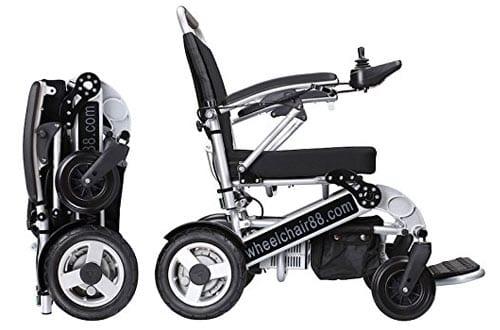 Foldawheel PW-1000XL Power Chair