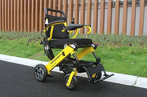 Forcemech Power Wheelchair - NEW Voyager R2