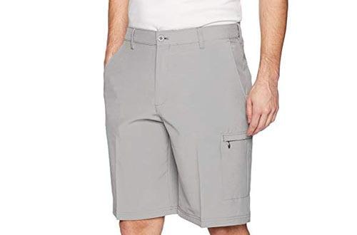 IZOD Men's Golf Swing Flex Cargo Short