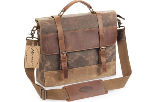 Manificent 16 Inch Men's Messenger Bag