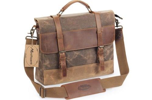 Manificent 16 Inch Men's Messenger Bag