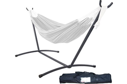 Lazy Daze Portable Steel Hammock Stands with Carrying Bag Only
